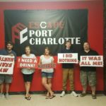 north port florida - sarasota county pictures of people who did the escape room